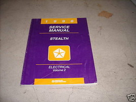 1996 dodge stealth service repair workshop manual volume 2 - $12.82