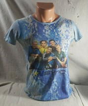 True Vintage NSYNC Child's Nightgown Light Blue Large - $69.29