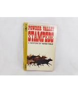 1964 Powder Valley Stampede by Peter Field - $8.77