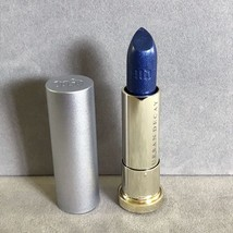 Urban Decay Frostbite Vice Vintage Lipstick Frosted Deep Blue Full Size - $14.84
