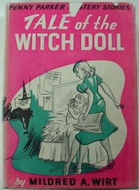 Penny Parker Mystery no.1 Tale of the Witch Doll by Mildred A. Wirt 1940... - $30.00