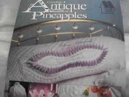 Crochet Antique Pineapples - $5.00