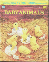 Baby Animals: Nontoxic Baby's First Book Wipes Clean - $10.35