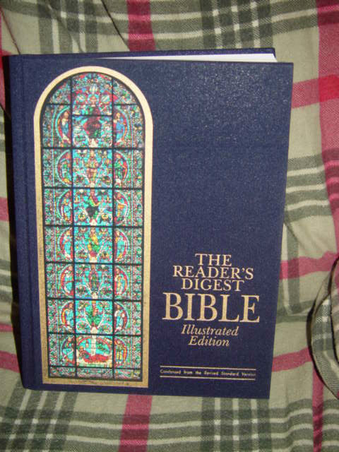 The Reader's Digest Bible Illustrated Edition by Reader's Digest Editors 1995