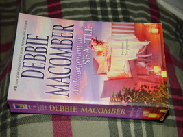 Debbie Macomber An Engagement In Seattle Paperback 2011 image 3