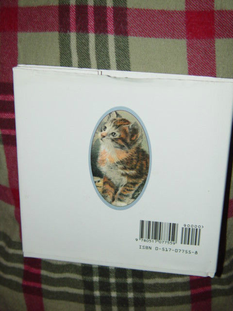 A Keepsake Of Cats  Hardcover 1992 image 2