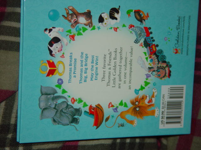 Thomas and Friends Little Golden Book Favorites Thomas Breaks a Promise image 3