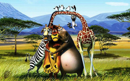 Madagascar  5 x 7 Color Photo image 2