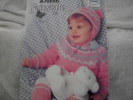 Patons Fairytale Crochet & Knitting Book - $17.00