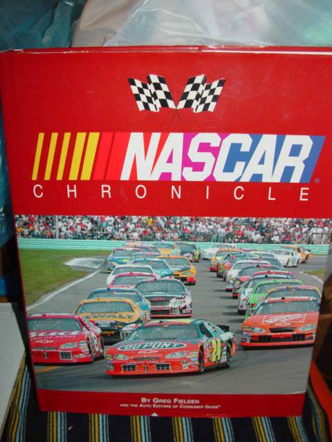 NASCAR Chronicle By Greg Fielden Hardcover