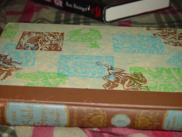 The Bible Story Libray 1957 Hardcover Volume 3From Solomon To The Roman Conquest