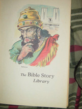 The Bible Story Libray 1957 Hardcover Volume 3From Solomon To The Roman Conquest image 3