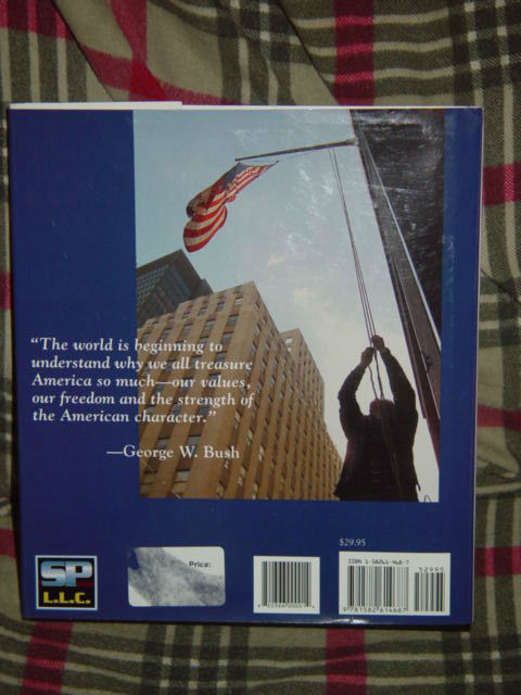 America's Heroes Inspiring Stories of Courage, Sacrifice, & Patriotism 2001 HC image 6