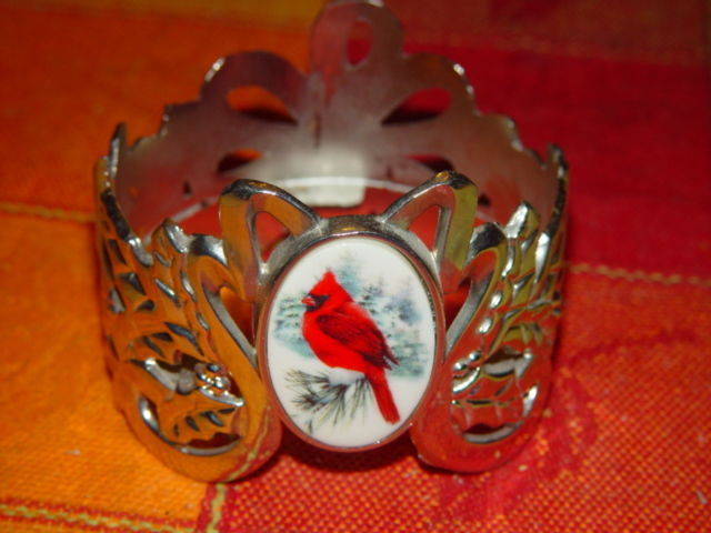 Lenox Sliver Color Round Candle Holder