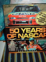 50 YearsOf Nascar Specal Collectors Edition By Bob Latford  Hardcover image 1