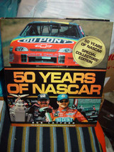 50 YearsOf Nascar Specal Collectors Edition By Bob Latford  Hardcover image 2