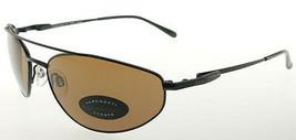 Serengeti Sangro Satin Black / Polarized Drivers Sunglasses 6998 - $224.91