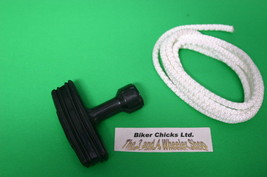 KAWASAKI 1995-2003 KEF300 Lakota  Pull Start Rope & Handle for Recoil Starter - $15.97