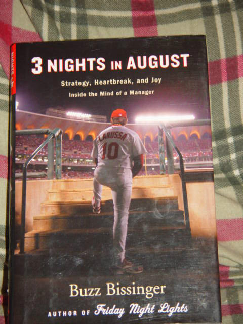 Three Nights in August Strategy, Heartbreak  & Joy Inside the Mind of a Manager image 2