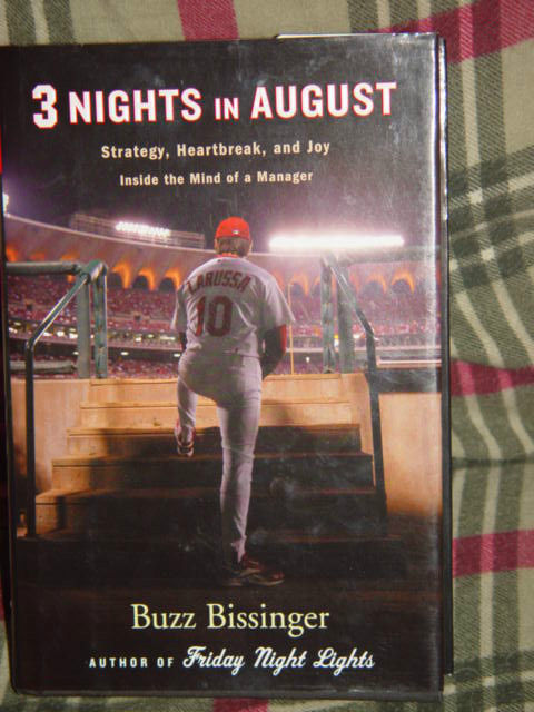 Three Nights in August Strategy, Heartbreak  & Joy Inside the Mind of a Manager image 7