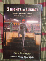 Three Nights in August Strategy, Heartbreak  & Joy Inside the Mind of a Manager image 8