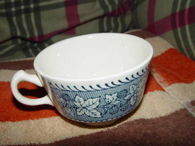 Homer Laughlin Shakespeare Country Stratwood Collection Cup