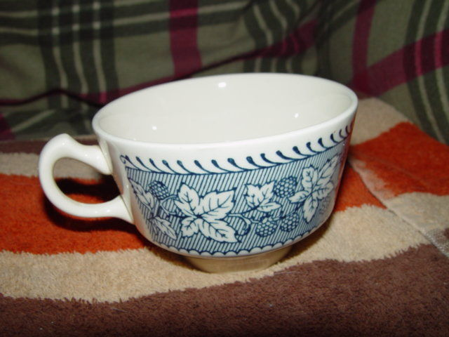 Homer Laughlin Shakespeare Country Stratwood Collection Cup image 4
