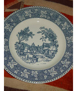 "Homer Laughlin Shakespeare Country Stratwood Collection 10"" Dinner Plate - $19.00"