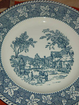 """Homer Laughlin Shakespeare Country Stratwood Collection 10"""" Dinner Plate image 2"""