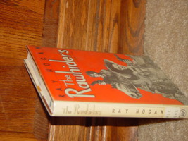 The Rawhiders by Ray Hogan 1985, Hardcover image 3