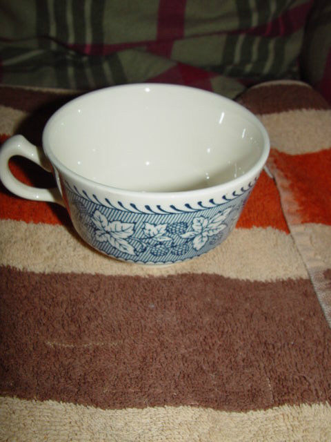 Homer Laughlin Shakespeare Country Stratwood Collection Cup image 6