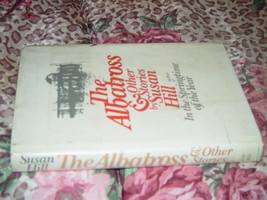 The Albatross and Other Stories by Susan Hill 1975 Hardcover image 3