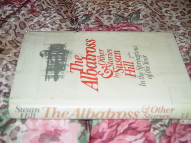 The Albatross and Other Stories by Susan Hill 1975 Hardcover image 5