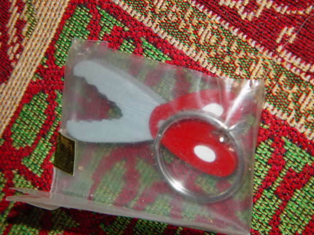 Scissor Key Chain image 4