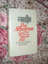 The Albatross and Other Stories by Susan Hill 1975 Hardcover image 7