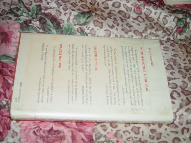 The Albatross and Other Stories by Susan Hill 1975 Hardcover image 8