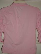 Jazzie Pink Light Jacket Size M Juniors image 4