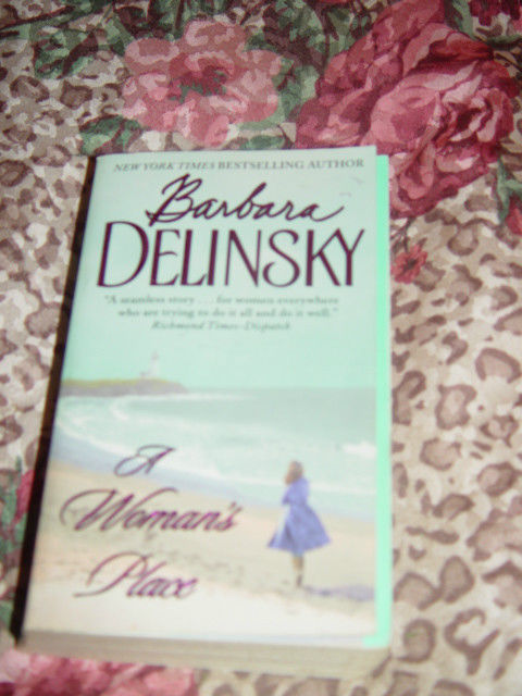 A Woman's Place by Barbara Delinsky (1997, Paperback)