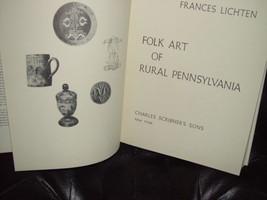 Folk Art Of Rural Pennsylvania Frances Lichten 1946 image 4
