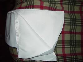 "White Wrap For Wedding  Dress 77"" x 18"" wide image 2"