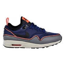 Nike Air Max 1 Ultra 2.0 SI Women's Shoes Binary Blue-Light Bone 881103-400 - €101,65 EUR