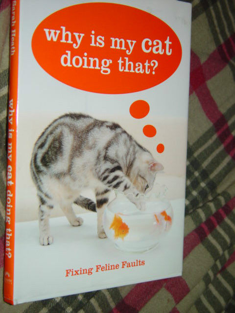 Why Is My Cat Doing That?  Fixing Feline Faults by Sarah Heath image 5