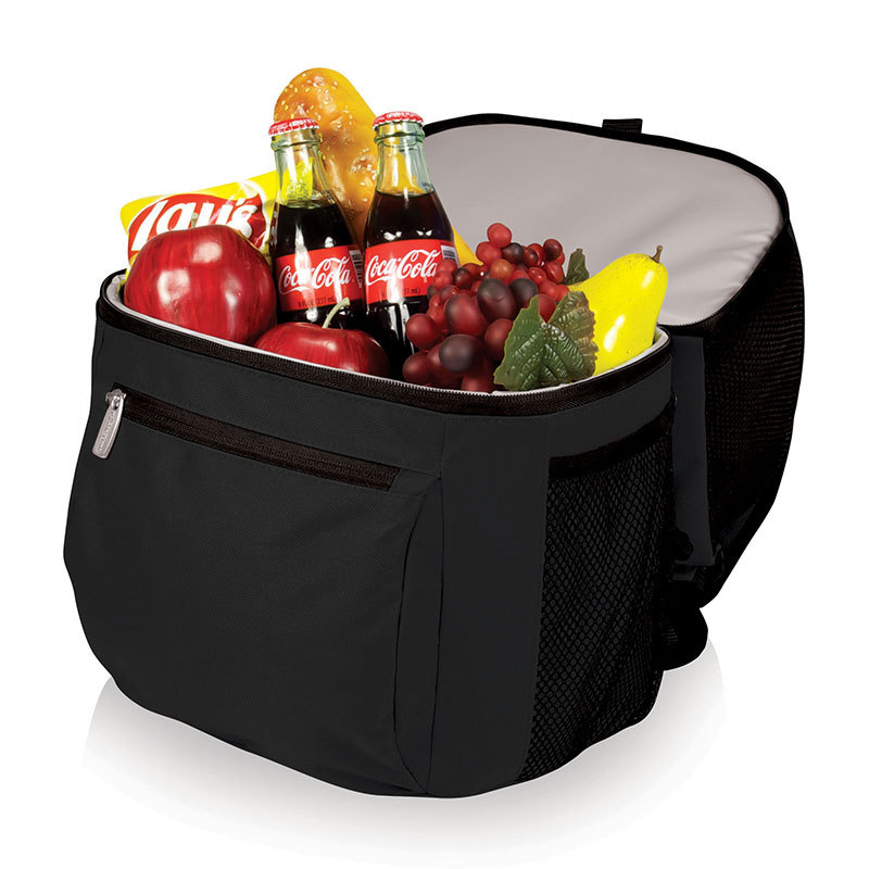 Zuma Backpack Cooler - Black