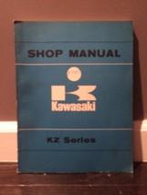 1974 Kawasaki Motorcycle Kz Series P/N 99997-710 Shop Manual (397) - $29.69