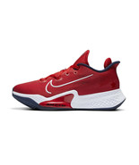 """NIKE AIR ZOOM BB NXT """"USA"""" MEN SIZES 5.5 & 7.0 NEW SPORT RED COMFORTABLE... - $189.99"""