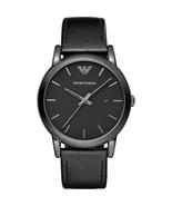 Emporio Armani AR1732 Classic Black Dial Men's Watch - $146.89