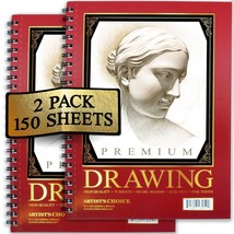 Artist's Choice Sketch Pad ,75 sheets, Pack of 2 - $15.32