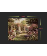 3D Garden painting 5062 Paper Wall Print Decal Wall Wall Mural AJ WALLPAPER - $289.05