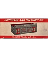 HO Trains Plasticville Structure Hardware and Pharmacy  - $11.00