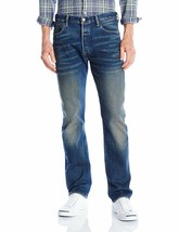 Levi's Strauss 501 Men's Straight Leg Original Fit Button Fly Jeans 501-2367 image 1
